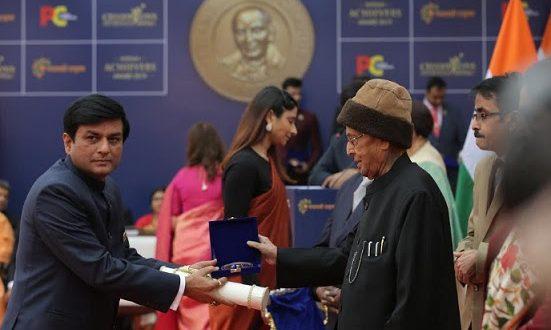 Vajirao IAS Academy's Founder Dilip Kumar Wins Champions of Change Award