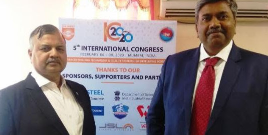 5th International Welding Congress & Weld India 2020 Held in Navi Mumbai Concludes with a High Note