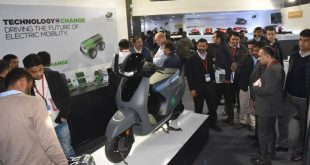Varroc Showcases the Roadmap for the Future of Mobility at Auto Components Expo