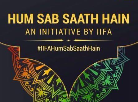 INTERNATIONAL INDIAN FILM ACADEMY (IIFA) LAUNCHES #IIFAHUMSABSAATHHAIN
