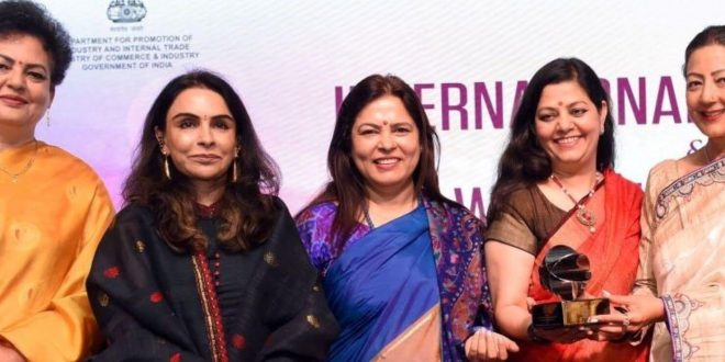 A grand celebration of International Women'sDay by FICCI Ladies Organisation