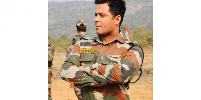 Fauji of Bollywood, Actor Ranjha Vikram Singh steps up to contribute in PM-CARES fund