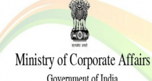 "Ministry of Corporate Affairs introduces the ""Companies Fresh Start Scheme, 2020"" and revised the ""LLP Settlement Scheme, 2020"" to provide relief to law abiding companies and Limited Liability Partnerships (LLPs) in the wake of COVID 19"