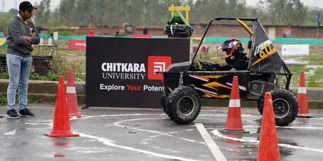 Chitkara University Hosted Leg 2 of the 13th Edition of Mahindra BAJA SAEINDIA 2020