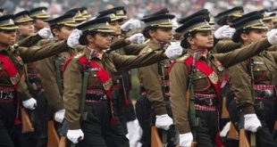 Posts Open for Women in Defence Forces