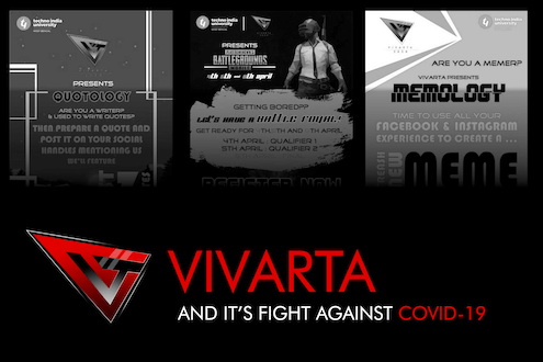 Vivarta and its fight against Covid-19