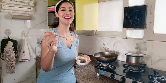 """""""We believe in the saying 'This Too Shall Pass' and that's what I want to tell everyone"""", said Debina Bonnerjee of Sony SAB's Aladdin- Naam Toh Suna Hoga"""