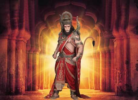 Nirbhay Wadhwa gets nervous on the sets of &TV's Kahat Hanuman Jai Shri Ram