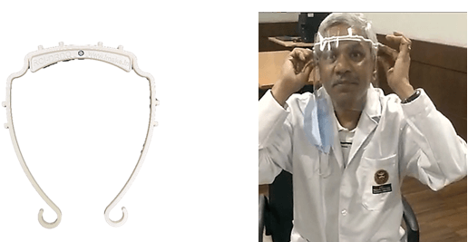 DRDO develops sanitisation enclosures and face shields to save primarily healthcare professionals from COVID-19