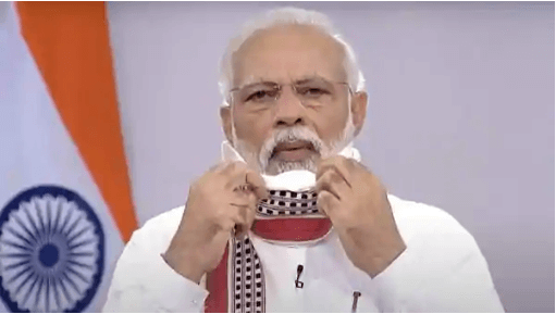 PM Narendra Modi addresses the nation for 4th time in 4 Weeks in India's fight against COVID-19