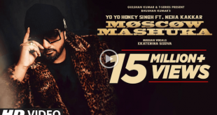 Yo Yo Honey Singh's next chart buster Moscow Suka, featuring Neha Kakkar is OUT now on the T-Series YouTube channel