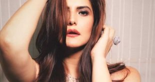 Zareen Khan debuts into the YouTube space with her own channel