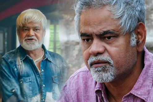 """Office Office was a great rehearsal for me before entering cinema"", said Sanjay Mishra on the return of Office Office on Sony SAB"