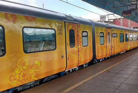 All passenger train services cancelled till 3rd May 2020 in view of COVID 19 lockdown
