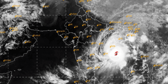 NCMC reviews Rescue and Relief operations in cyclone hit areas of Odisha and West Bengal