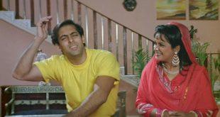 Himani Shivpuri reveals a funny incident with Salman Khan!