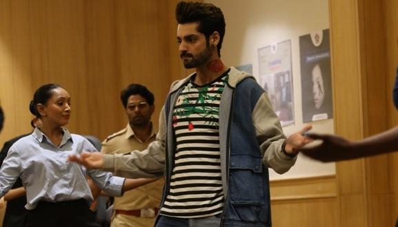 I took inputs from Raftaar Paaji for my character : Karan Wahi