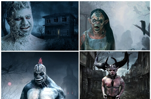 This World Paranormal Day, Laal Ishq talks about creating 230 ghosts and what goes behind making them look scary