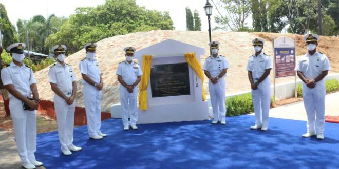 Missile Park 'Agneeprastha' to be set up at INS Kalinga