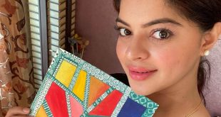 Sneha Wagh's new found love – Mandala Art
