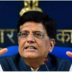Piyush Goyal meets the representatives of traders associations