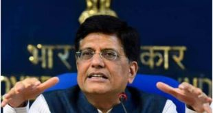 Piyush Goyal says double digit growth in exports last week shows that country is showing rapid recovery