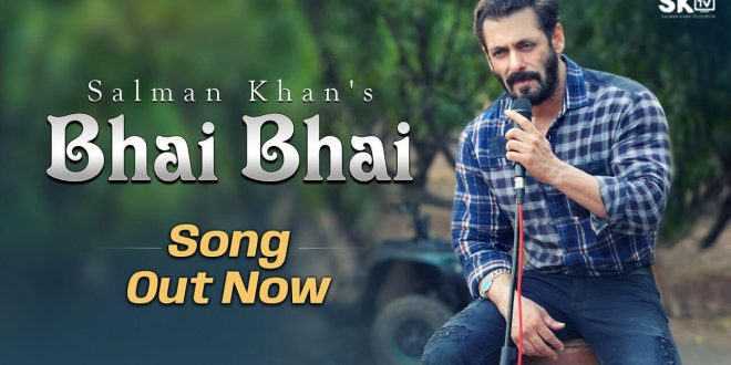 Salman Khan keeps his promise, releases a new song for his fans on Eid