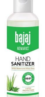 Bajaj Consumer Care Launches Bajaj Nomarks Hand Sanitizers