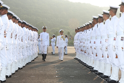 Course completion ceremony to be held at Indian Naval academy