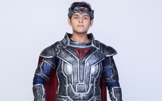 """I have the power to change the world through my on-screen characters,"" said Dev Joshi aka Baalveer of Sony SAB's Baalveer Returns"