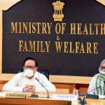 Dr. Harsh Vardhan reviews status and preparations for COVID-19 management with Lt. Governor & Health Minister of Delhi