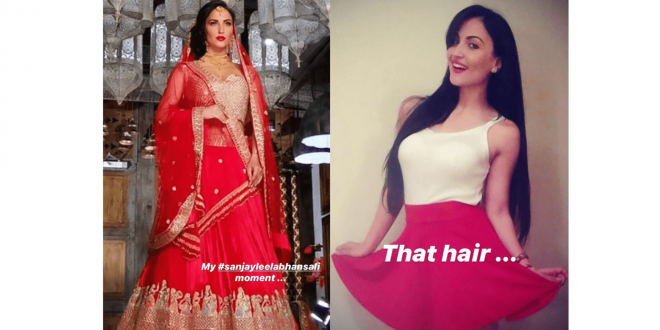 Elli AvRam gets candid with fans!