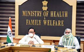 Health Secretary interacts with DMs, Municipal Commissioners, Chief Medical Officers of select districts that are seeing a surge in COVID-19 cases