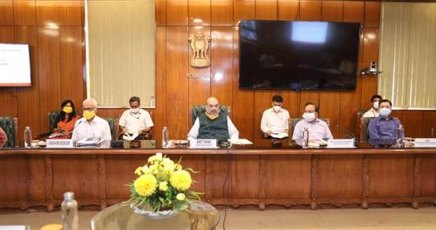 Home Minister Amit Shah directs Central Government, Delhi Government and all three Municipal Corporations of Delhi to ensure proper implementation of house-to-house survey, Corona testing etc to the lowest level