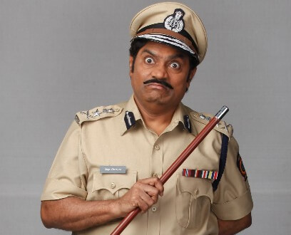 """""""The long hours during the shoot were fun because of the cast"""", says ace comedian Johnny Lever from Sony SAB's Partners Trouble Ho Gayi Double"""