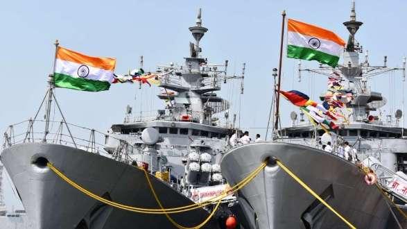 Navy Inducts Indigenously Developed Torpedo Decoy System