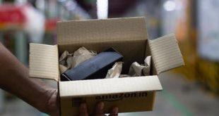 Amazon India Successfully Eliminates 100%Single-Use Plastic in Packagingacrossits Fulfillment Centers