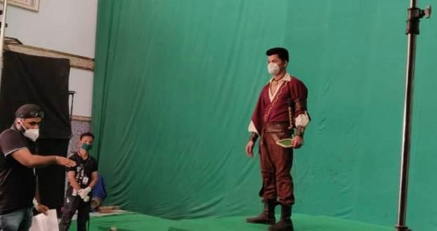 Siddharth Nigam aka Aladdin resumes shoot for Sony SAB's Aladdin: NaamTohSunaHoga
