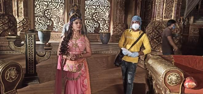 Shooting starts for &TV's 'Happu Ki Ultan Paltan', 'Bhabiji Ghar Par Hai', 'Kahat Hanuman Jai Shri Ram' and 'Gudiya Humari Sabhi Pe Bhari.'