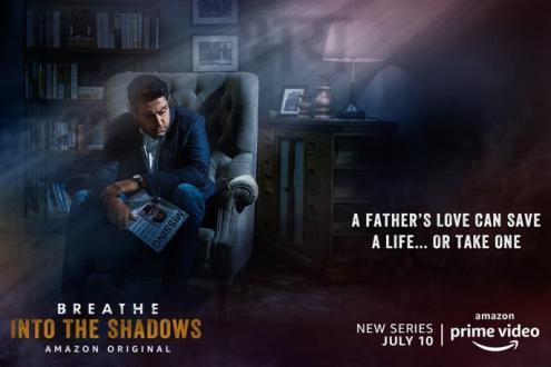 Amazon Prime Video releases the first look of Abhishek Bachchan in its upcoming all-new Amazon Original Breathe: Into the Shadows