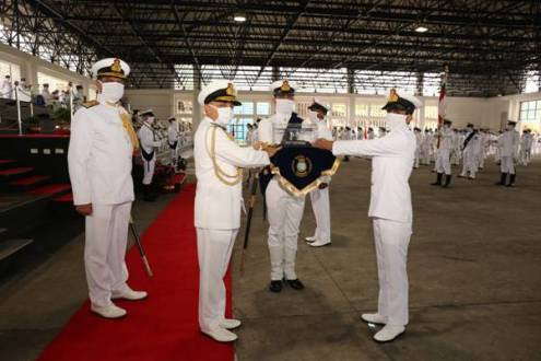 Course Completion Ceremony Indian Naval Academy, Ezhimala