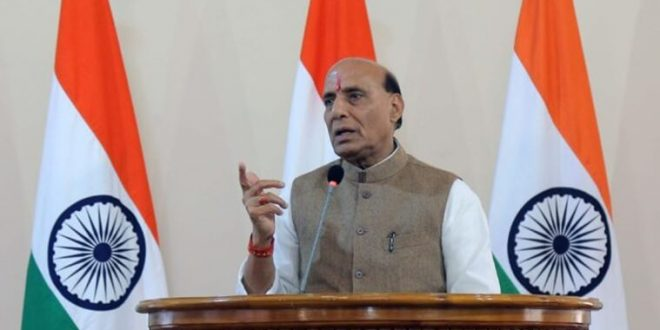 Raksha Mantri Rajnath Singh to attend 75th Victory Day Parade of World War II in Moscow