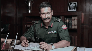 On the death anniversary of Field Marshal Sam Manekshaw, RSVP Movies release a tribute and new look of Vicky Kaushal