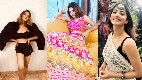 Aditi Yevale's glamorous photos receive good response on social media