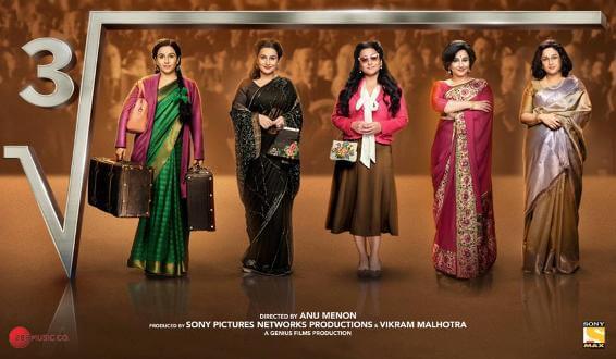 Fall in love with the many avatars of Vidya Balan - in and as Shakuntala Devi