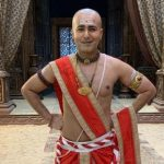 """SamasyaVikat, Rama Prakat is the perfect description of Pandit Rama Krishna"", says Krishna Bharadwaj from Sony SAB's Tenali Rama"