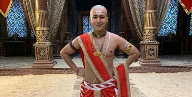 """SamasyaVikat, Rama Prakat is the perfect description of Pandit Rama Krishna"", says Krishna Bharadwaj from Sony SAB's Tenali Rama"