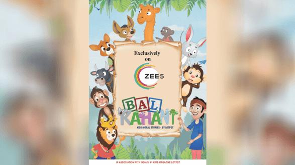 LOTPOT Presents Kids Moral Stories & Bal Kahaniya Exclusively - on ZEE5