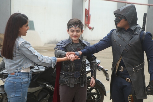 Power-packed revelation week on Sony SAB's Baalveer Returns
