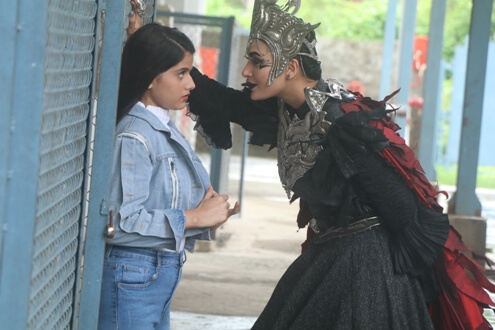 Nakabposh discovers Ananya's secret mission in Sony SAB's Baalveer Returns